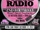 #TGIF #FreshForTheCure 10.12.12
