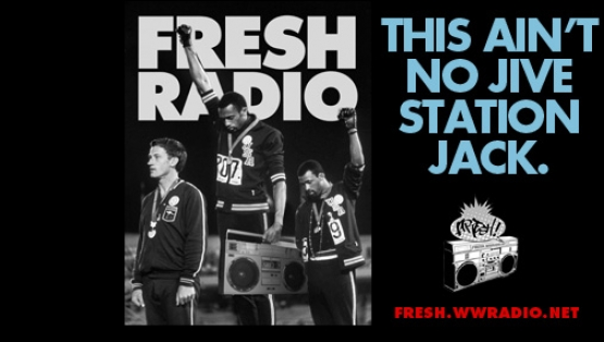 #FreshRadio celebrating Black History 365