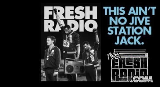 #FreshRadio