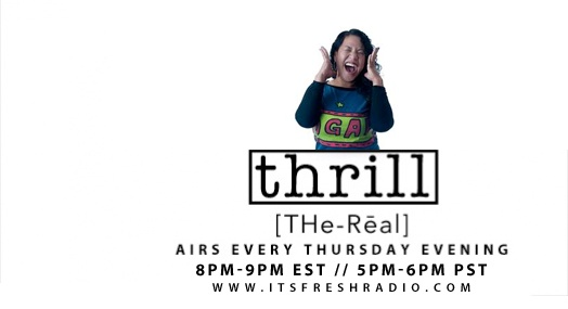 New Time: #ThrillRadio