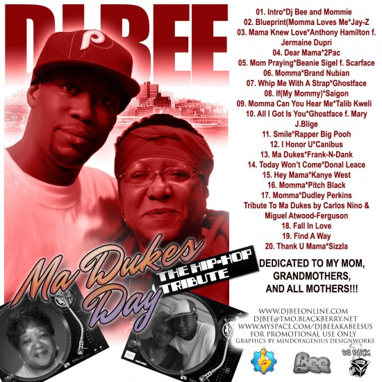 DJ Bee Ma Dukes Final