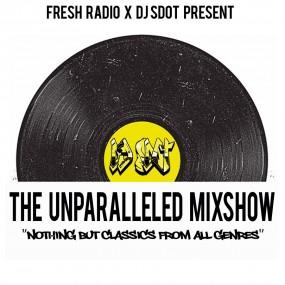 Unparalleled Mixshow Logo 1