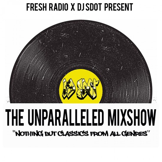 Unparalleled Mixshow Logo 1
