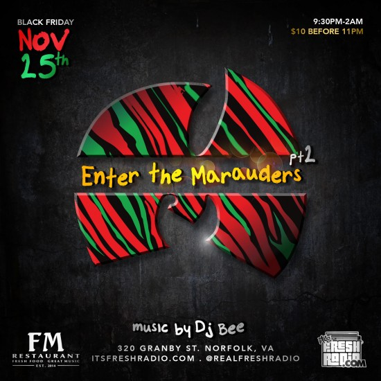 ETM Enter The Marauders 2