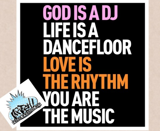God is a DJ 1