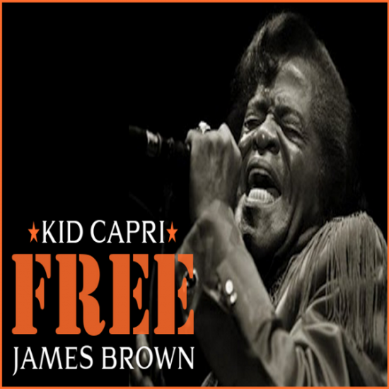 Kid Capri - Free James Brown (1989)