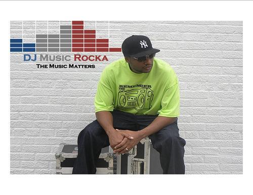 DJ Music Rocka