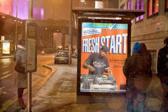 Fresh Start bus