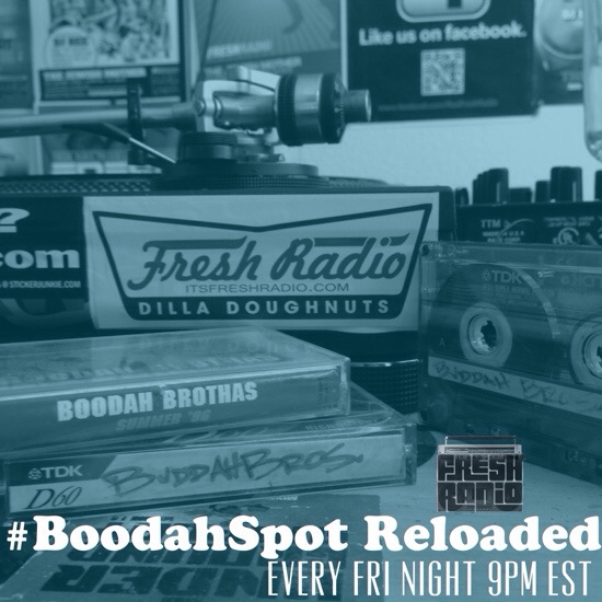 Boodah Spot Reloaded