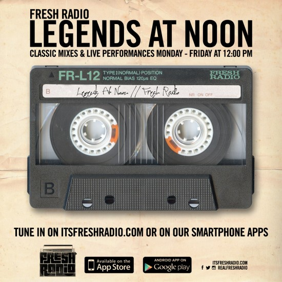 Legends at Noon-Instagram