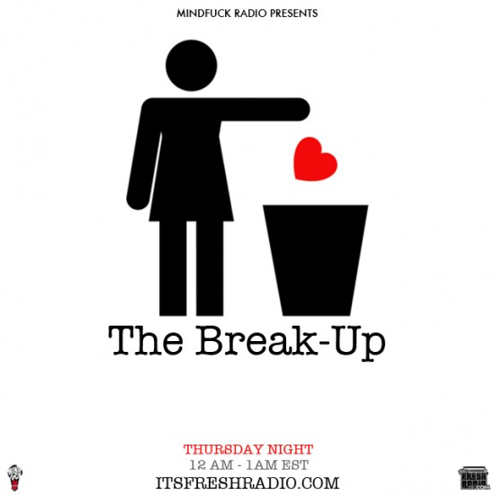 fresh radio the breakup ad
