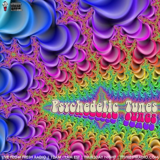 Fresh Art #PsychedelicTunes
