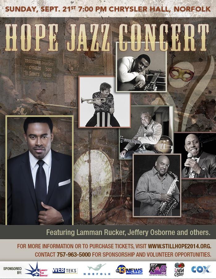 hope jazz concert