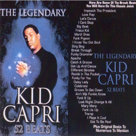 kid capri 52 beats