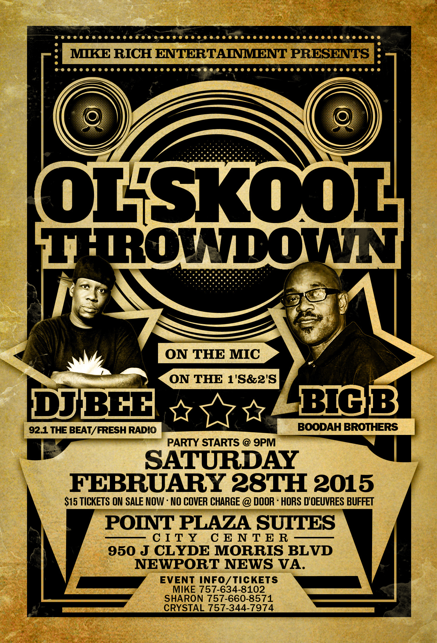 OlSkoolThrowdown