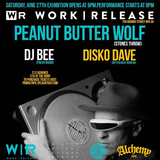 PB Wolf Work Release