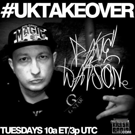 UK Takeover Dave Watson