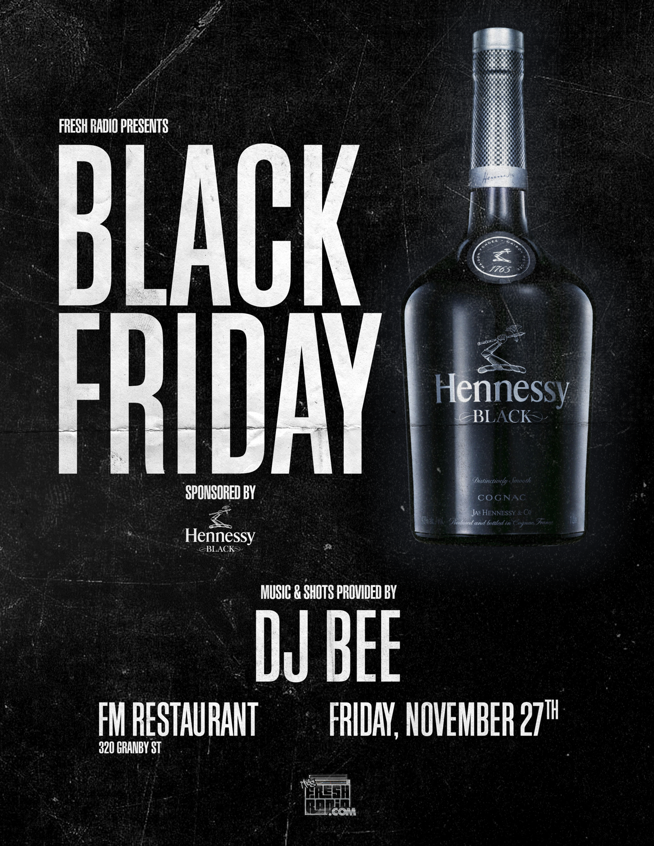 FF Hennesey Black Friday