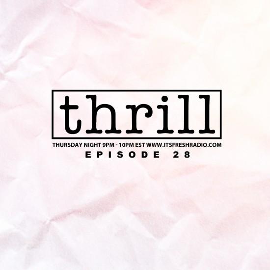 thrill 28 art