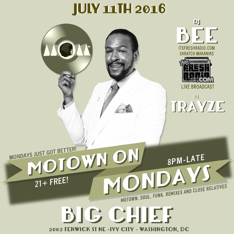 MOM DC DJ BEE JULY 11 2016 TRAYZE