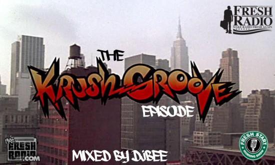 Krush Groove Mix