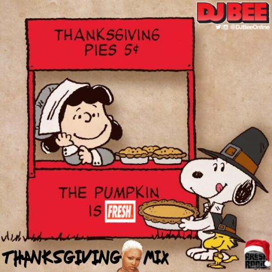 thanksgivingevemix