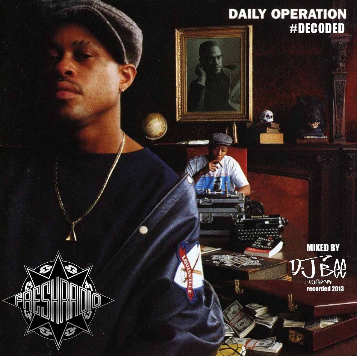 """LATE POST – Free Download: Gang Starr """"Daily Operation"""